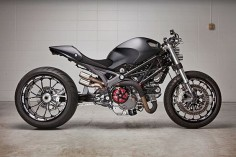 Ryan Danger - Ducati Monster 1100