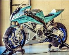 S1000RR by Petronas #BMW #s1000rr #petronas #motorcycles @bmwitalia @BMW Motorrad #infullgear