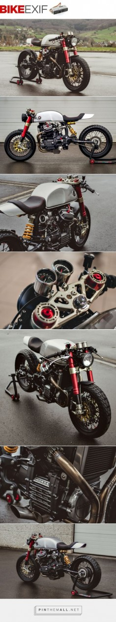 Sacha Lakic's CX500 | Bike EXIF You need to Check out this CX500   - created via