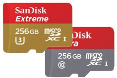 "SanDisk unveils the ""world's fastest"" 256GB microSD card -"