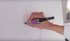 scribble pen | Scribble Pen, il ritorno della penna che scrive in tutti i colori ...