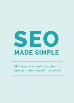 SEO is one of those topics that has the potential to make your eyes glaze  over. If you have a blog or a website, you're probably aware that SEO is  important for gaining traffic and ranking high in Google searches, but chances are, you might be a little intimidated by it all and unsure of where to start.