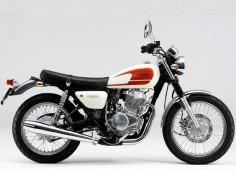 sexy classic Honda CB 400SS