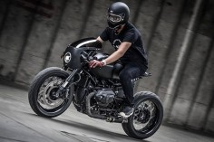 'Shadow Boxer' BMW RnineT – K-Speed Customs