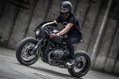 'Shadow Boxer' BMW RnineT – K-Speed Customs