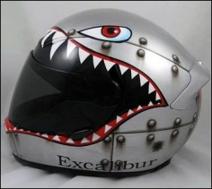 Shark Helmet / custom design