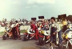 Sheene Roberts Lucchinelli 1981