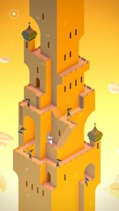 """Simply put, this may be the most beautiful game ever made."" Pinployee @Kent Brewster on Monument Valley."
