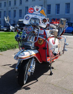 Small Faces Lambretta GP200