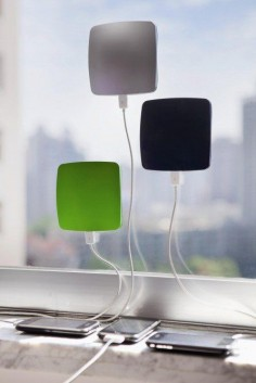 Solar Window Charger for your phone and other accessories! Perfect for the car   Cool Mom Tech