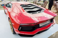 """Some say that the lithe, curvy  2016 Lamborghini Miura is the most beautiful car ever made. The modern-day Aventador, on the other hand — aggressive? Yes. Striking? Sure. But """"beautiful, """" at least"""