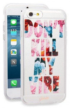Sonix 'Don't Kill My Vibe' iPhone 6 Case available at #Nordstrom