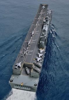 """Spanish Armada LHD """"Juán Carlos I"""" (L-61)"""
