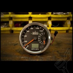 speedo/tach with GPS