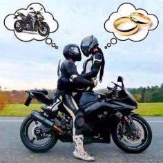 Sport bike love