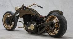 Steampunk Chopper - Barro Motorcycles