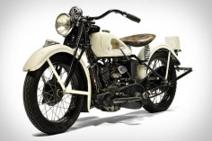 Steve McQueen's 1934 Indian Sport Scout Motorcycle