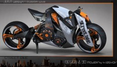 Street bike 2 by  on @deviantART