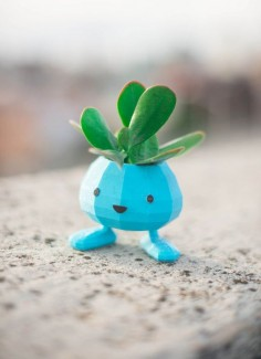 Stronger Legs Mint Oddish is Back Oddish by PrintAworldService