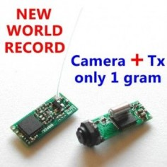 SUB-NANO camera fpv Combo set