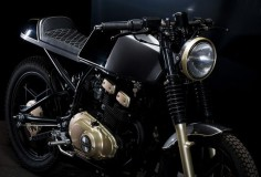 Sugar Kane – Suzuki GSX250 Cafe Racer via