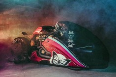 Sultans Of Sprint Buell-powered drag racer by Plan B Motorcycles.