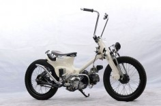 SUPER CUB C90 STREET CUSTOM - Google Search