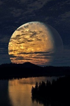 Super Moon, June 23 2013