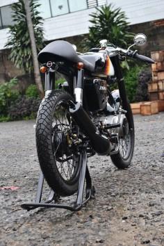 Suzuki A100 By The Katros Garage