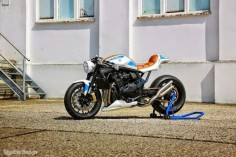 SUZUKI BADNIT 1250 CAFE RACER - ROCKETGARAGE