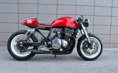 Suzuki Cafe Racer by Simone Panico #motorcycles #caferacer #motos |