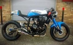 Suzuki Cafe Racer #motorcycles #caferacer #motos |