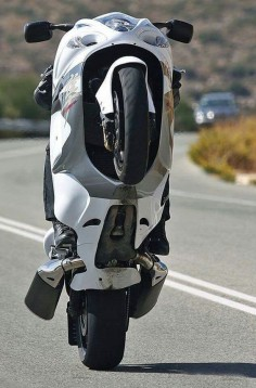 Suzuki gsxr 1300 hayabusa