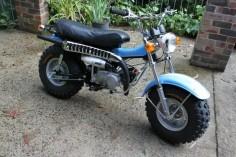 Suzuki RV90 1976
