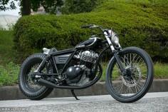 Suzuki ST250:: A BEARD. | 8negro
