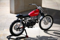 Suzuki TS 250 1976 : GÂÂÂÂÂZ Bertrand !