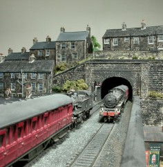 tetley mills model railway layout - Google Search