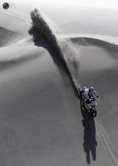The 2013 Dakar Rally