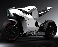 The 2015 Honda CB750 Concept designed independently of Honda by Igor Chak. | #motorcycle #concept #futuristic