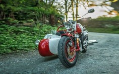 The Alpinist | Inazuma café racer