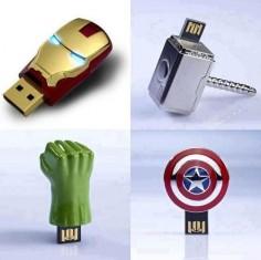 The Avengers invade tus pendrive