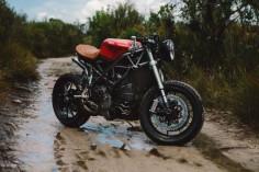 The Beast – Nico's Ducati 848