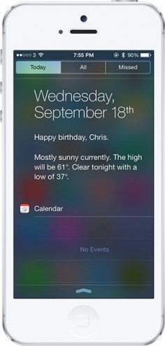 The best hidden features in iOS 7