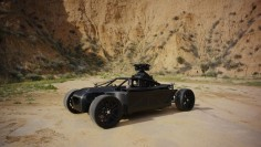 The Blackbird® - The Mill Group Inc. • First fully adjustable car rig for creating photorealistic CG cars.
