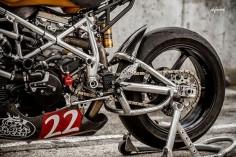 The Bullitt: Matador Racer by Radical Ducati