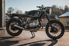 'The Crow' BMW R100RS – NCT Motorcycles