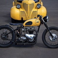 THE CUSTOM MOTORCYCLE SHOWCASE