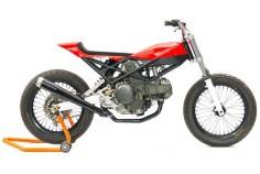 The Deus Boundless Enthusiasm Bike Build Off - DUCATI MONSTER 750