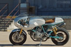 The Ducati Paul Smart is one of the all-time greats—a high performance machine with equal appeal to fans of both modern and vintage machinery. But it's not quite perfect … so Texas-based Revival Cycles leapt at the opportunity to thoroughly upgrade this 2006 model.