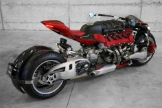 The enormous Lazareth LM 847 Motorcycle , - , The enormous